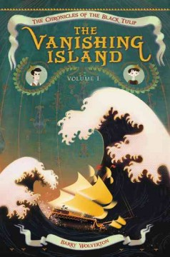 The vanishing island /  Barry Wolverton. - Barry Wolverton.