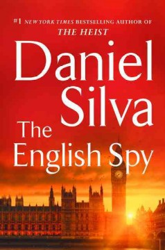 The English Spy / Daniel Silva - Daniel Silva