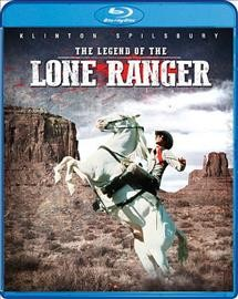 The legend of the Lone Ranger /  director, William A. Fraker. - director, William A. Fraker.
