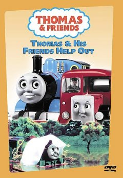Thomas & his friends help out /  a Britt Allcroft production. - a Britt Allcroft production.