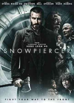 Snowpiercer /  Radius-TWC, the Weinstein Company and CJ Entertainment present ; in association with Union Investment Partners ; producers, Tae Sung Jeong, Steven Nam ; produced by Park Chan-Wook, Lee Tae Hun ; screen story by Bong Joon Ho ; screenplay by Bong Joon Ho and Kelly Masterson ; directed by Bong Joon Ho.