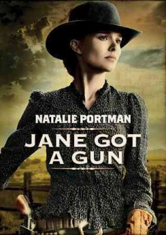 Jane got a gun /  The Weinstein Company and Relativity Media present ; in association with Boies/Schiller Films ; a Boies/Schiller Film Group/1821 Pictures/Handsomecharlie Films/Stone Village production ; in association with Weathervane Productions ; a film by Gavin O'Connor ; produced by Natalie Portman, Aleen Keshishian, Zack Schiller, Mary Regency Boies, Scott Steindorff, Scott LaStaiti, Terry Dougas ; story by Brian Duffield ; screenplay by Brian Duffield and Anthony Tambakis & Joel Edgerton ; directed by Gavin O'Connor. - The Weinstein Company and Relativity Media present ; in association with Boies/Schiller Films ; a Boies/Schiller Film Group/1821 Pictures/Handsomecharlie Films/Stone Village production ; in association with Weathervane Productions ; a film by Gavin O'Connor ; produced by Natalie Portman, Aleen Keshishian, Zack Schiller, Mary Regency Boies, Scott Steindorff, Scott LaStaiti, Terry Dougas ; story by Brian Duffield ; screenplay by Brian Duffield and Anthony Tambakis & Joel Edgerton ; directed by Gavin O'Connor.