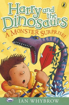 A monster surprise! /  Ian Whybrow ; illustrated by Pedro Penizzotto. - Ian Whybrow ; illustrated by Pedro Penizzotto.