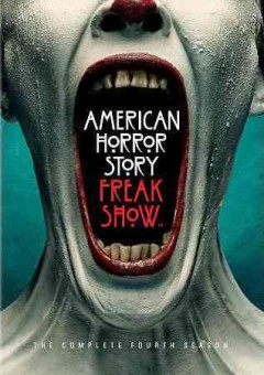 American horror story, The complete fourth season [4-disc set]