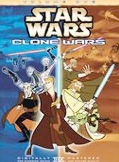 Star wars. The Clone wars, Volume 1