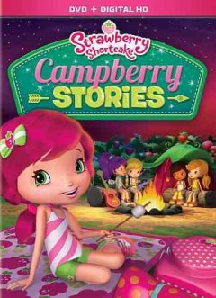 Strawberry Shortcake Campberry Stories.