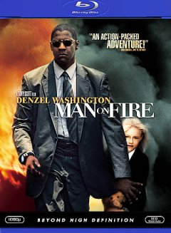 Man on fire /  Fox 2000 Pictures and Regency Enterprises present a New Regency/Scott Free production, a Tony Scott film ; produced by Arnon Milchan, Tony Scott, Lucas Foster ; screenplay by Brian Helgeland ; directed by Tony Scott. - Fox 2000 Pictures and Regency Enterprises present a New Regency/Scott Free production, a Tony Scott film ; produced by Arnon Milchan, Tony Scott, Lucas Foster ; screenplay by Brian Helgeland ; directed by Tony Scott.