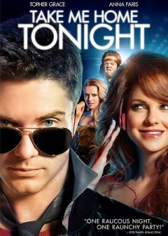 Take me home tonight /  Rogue and Imagine Entertainment present ; in association with Relativity Media ; produced by Ryan Kavanaugh, Jim Whitaker, Sarah Bowen ; screenplay by Jackie Filgo & Jeff Filgo ; directed by Michael Dowse.