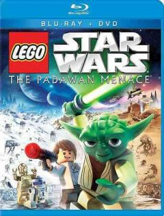 LEGO Star Wars : The Padawan menace / directed by David Scott ; written by Michael Price ; produced by Mark Thorley, Amber Naismith ; Lucasfilm Ltd. ; LEGO ; Animal Logic. - directed by David Scott ; written by Michael Price ; produced by Mark Thorley, Amber Naismith ; Lucasfilm Ltd. ; LEGO ; Animal Logic.