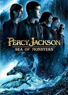 Percy Jackson : sea of monsters / produced by Bill Bannerman, Chris Columbus, Karen Rosenfelt, Mark Morgan, Michael Barnathan ; director, Thor Freudenthal ; writers, Marc Guggenheim, Rick Riordan. - produced by Bill Bannerman, Chris Columbus, Karen Rosenfelt, Mark Morgan, Michael Barnathan ; director, Thor Freudenthal ; writers, Marc Guggenheim, Rick Riordan.