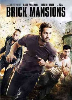 Brick mansions /  Relativity Media and EuropaCorp present a EuropaCorp-Transfilm Internation Inc c0-production ; a French-Canadian co-production with the participation of Canal+, 08 and Cine ; screenplay by Luc Besson ; directed by Camille Delamarre.