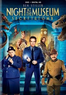 Night at the museum.  directed by Shawn Levy.