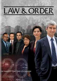 Law & Order.
