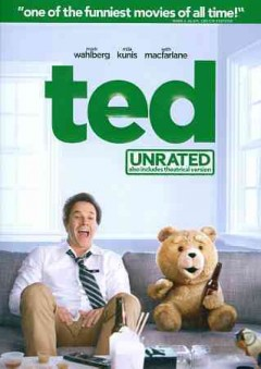 Ted /  Media Rights Capital presents ; Universal Pictures presents a Fuzzy Door production ; a Bluegrass Films production ; a Smart Entertainment production ; produced by Jason Clark, John Jacobs, Seth MacFarlane, Scott Stuber ; screenplay by Seth MacFarlane & Alec Sulkin & Wellesley Wild ; directed by Seth MacFarlane.