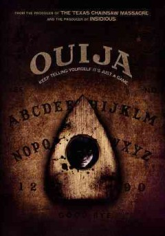Ouija /  Universal Pictures presents ; written by Juliet Snowden & Stiles White ; directed by Stilles White.