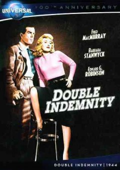 Double indemnity /  Paramount Pictures ; produced by Joseph Sistrom ; directed by Billy Wilder ; screenplay by Billy Wilder and Raymond Chandler.