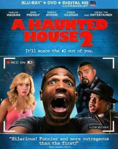 A haunted house 2.