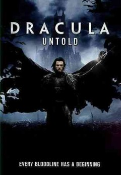 Dracula untold = Dracula inédit / Universal Pictures and Legendary Pictures present ; screenplay by Matt Sazama & Burk Sharpless ; directed by Gary Shore.
