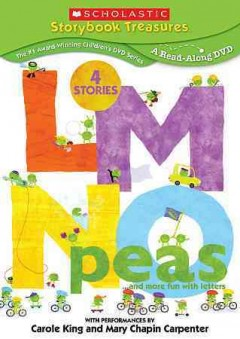 LMNO peas-- and more fun with letters /  directed by Keith Baker. - directed by Keith Baker.
