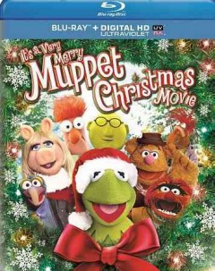 It's a very merry Muppet Christmas movie.