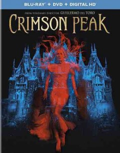 Crimson Peak /  Legendary Pictures and Universal Pictures present a Legendary Pictures/DDY production ; produced by Thomas Tull [and three others] ; written by Guillermo del Toro & Matthew Robbins ; directed by Guillermo del Toro. - Legendary Pictures and Universal Pictures present a Legendary Pictures/DDY production ; produced by Thomas Tull [and three others] ; written by Guillermo del Toro & Matthew Robbins ; directed by Guillermo del Toro.