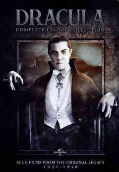 Dracula : complete legacy collection [4-disc set] / Universal. - Universal.