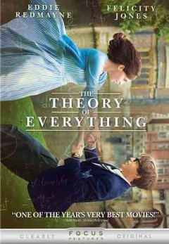 The theory of everything /  directed by James Marsh ; screenplay by Anthony McCarten ; produced by Tim Bevan ... and others. - directed by James Marsh ; screenplay by Anthony McCarten ; produced by Tim Bevan ... and others.