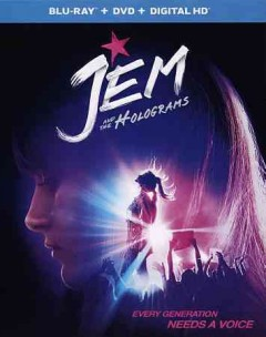 Jem and the Holograms /  Universal Pictures and Allspark Pictures present a Blumhouse/Chu Studios production in association with SB Projects ; a film by Jon M. Chu ; produced by Jason Blum [and five others] ; screenplay by Ryan Landels ; directed by Jon M. Chu. - Universal Pictures and Allspark Pictures present a Blumhouse/Chu Studios production in association with SB Projects ; a film by Jon M. Chu ; produced by Jason Blum [and five others] ; screenplay by Ryan Landels ; directed by Jon M. Chu.