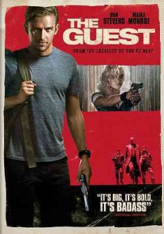 The guest /  produced by Jessica Calder & Keigh Calder ; written by Simon Barrett ; directed and edited by Adam Wingard.