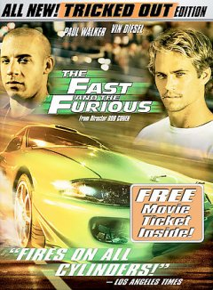 The fast and the furious /  Universal Pictures presents a Neal H. Moritz production, a Rob Cohen film ; producer, Neal H. Moritz ; screenplay, Gary Scott Thompson, Erik Bergquist, David Ayer ; director, Rob Cohen.
