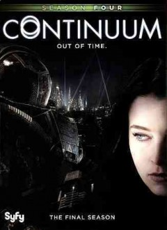Continuum.  created by Simon Barry. - created by Simon Barry.