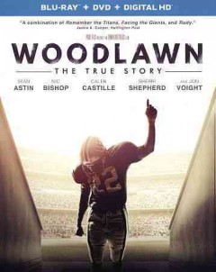 Woodlawn /  Pure Flix presents in association with Provident Films ; produced by Kevin Downes, Daryl Lefever ; written by Quinton Peeples and Jon Erwin ; directed by The Erwin Brothers. - Pure Flix presents in association with Provident Films ; produced by Kevin Downes, Daryl Lefever ; written by Quinton Peeples and Jon Erwin ; directed by The Erwin Brothers.