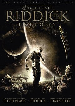 Riddick trilogy /  Universal Home Entertainment Productions ; produced by Jae Y. Moh, John Kafka ; story by David Twohy ; screenplay by Brett Matthews ; directed by Peter Chung.