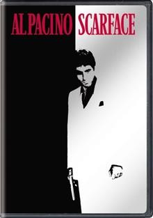 Scarface  Universal City Studios ; A Martin Bregman production ; A Brian DePalma film ; screenplay by Oliver Stone ; produced by Martin Bregman ; directed by Brian De Palma. - Universal City Studios ; A Martin Bregman production ; A Brian DePalma film ; screenplay by Oliver Stone ; produced by Martin Bregman ; directed by Brian De Palma.