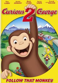 Curious George 2 : Follow that monkey / Imagine Entertainment ; Toon City Animation ; Universal Animation Studios ; produced by Brian Grazer, Ron Howard, Share Stallings ; screenplay by Chuck Tately ; directed by Norton Virgien.
