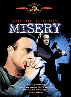 Misery /  Castle Rock Entertainment in association with Nelson Entertainment presents a Rob Reiner film ; produced by Andrew Scheinman and Rob Reiner ; screenplay by William Goldman ; directed by Rob Reiner.