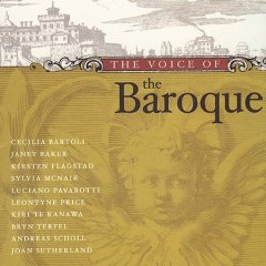 The voice of the Baroque.