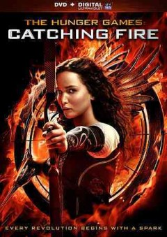 The hunger games : Catching fire / Lionsgate presents a Color Force/Lionsgate Production ; produced by Nina Jacobsen, Jon Kilik ; screenplay by Simon Beaufoy and Michael DeBruyn ; directed by Francis Lawrence. - Lionsgate presents a Color Force/Lionsgate Production ; produced by Nina Jacobsen, Jon Kilik ; screenplay by Simon Beaufoy and Michael DeBruyn ; directed by Francis Lawrence.