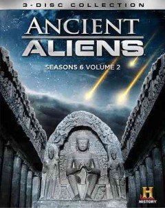 Ancient aliens.  executive producers, Kevin Burns ; produced by Prometheus Entertainment for H2. - executive producers, Kevin Burns ; produced by Prometheus Entertainment for H2.