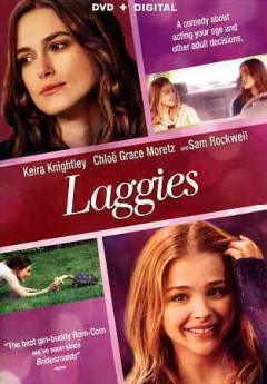 Laggies /  an A24 release ; Anonymous Content and The Solution Entertainment Group present ; in association with Merced Media Partners, Palmstar Media Capital, and Penlife Media ; directed by Lynn Shelton ; written by Andrea Seigel ; produced by Steve Golin [and five others].