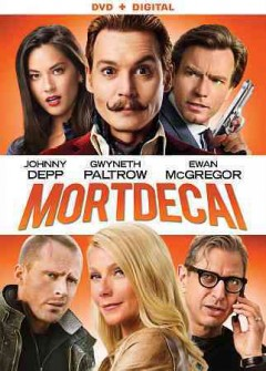 Mortdecai /  Lionsgate and Oddlot Entertainment present an Infinitum Nihil/Mad Chance/Lionsgate production ; produced by Andrew Lazar, Johnny Depp, Christi Dembowski, Patrick McCormick ; screenplay by Eric Aronson ; directed by David Koepp.