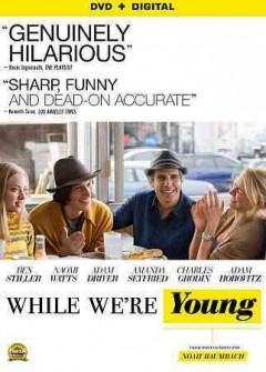 While we're young /  A24 and IAC Films ; written and directed by Noah Baumbach. - A24 and IAC Films ; written and directed by Noah Baumbach.