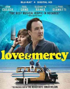 Love & mercy /  writer, Oren Moverman ; producers, Bill Pohlad, Claire Rudnick Polstein, John Wells, Brian Wilson ; director, Bill Pholad. - writer, Oren Moverman ; producers, Bill Pohlad, Claire Rudnick Polstein, John Wells, Brian Wilson ; director, Bill Pholad.