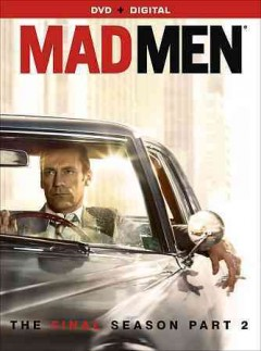 Mad men : the [seventh and] final season, part 2 [3 disc set] / Lions Gate Television Inc. ; Weiner Bros. ; created by Matthew Weiner ; executive producer, Matthew Weiner, Scott Hornbacher. - Lions Gate Television Inc. ; Weiner Bros. ; created by Matthew Weiner ; executive producer, Matthew Weiner, Scott Hornbacher.