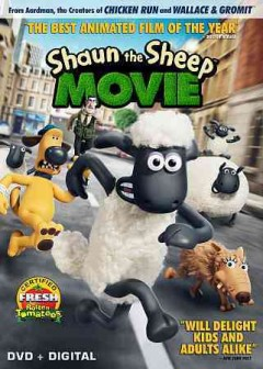 Shaun the sheep movie /  directed and written by Mark Burton, Richard Starzak ; produced by Julie Lockhart, Paul Kewley. - directed and written by Mark Burton, Richard Starzak ; produced by Julie Lockhart, Paul Kewley.