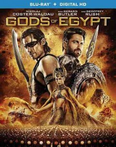 Gods of Egypt /  Summit Entertainment presents a Thunder Road Pictures/Mystery Clock Cinema production ; director, Alex Proyas ; writers, Matt Sazama & Burk Sharpless ; producers, Alex Proyas, Basil Iwanyk. - Summit Entertainment presents a Thunder Road Pictures/Mystery Clock Cinema production ; director, Alex Proyas ; writers, Matt Sazama & Burk Sharpless ; producers, Alex Proyas, Basil Iwanyk.