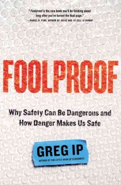 Foolproof : why safety can be dangerous and how danger makes us safe / Greg Ip.