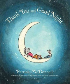 Thank you and good night /  Patrick McDonnell. - Patrick McDonnell.