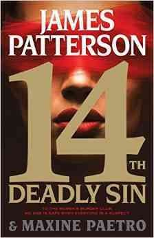14th Deadly Sin / James Patterson and Maxine Paetro - James Patterson and Maxine Paetro