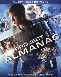 Project almanac /  a Platinum Dunes production ; produced by Michael Bay, Andrew Form, Brad Fuller ; written by Jason Harry Pagan, Andrew Deutschman ; directed by Dean Israelite. - a Platinum Dunes production ; produced by Michael Bay, Andrew Form, Brad Fuller ; written by Jason Harry Pagan, Andrew Deutschman ; directed by Dean Israelite.